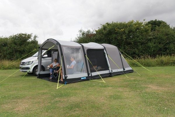 Kampa Touring Air Classic VW L/H (links), BxT 3,2x5,4 m